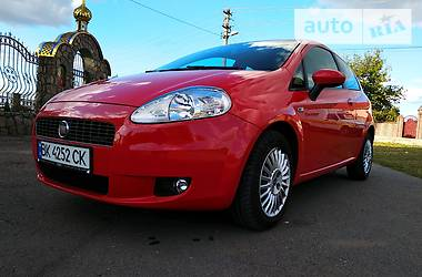 Fiat Punto 2009 в Ровно