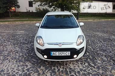 Fiat Punto 2011 в Луцке