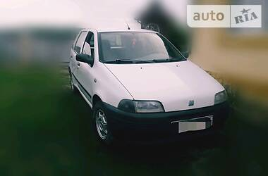 Fiat Punto 1995 в Заставной