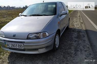 Хэтчбек Fiat Punto 1997 в Луцке