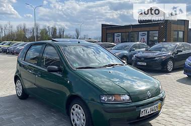 Хэтчбек Fiat Punto 2002 в Львове
