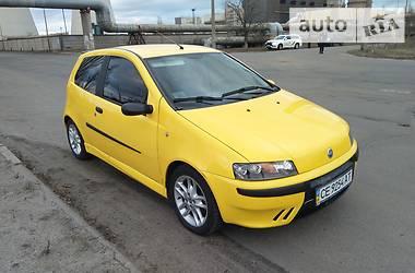 Хэтчбек Fiat Punto 2002 в Киеве