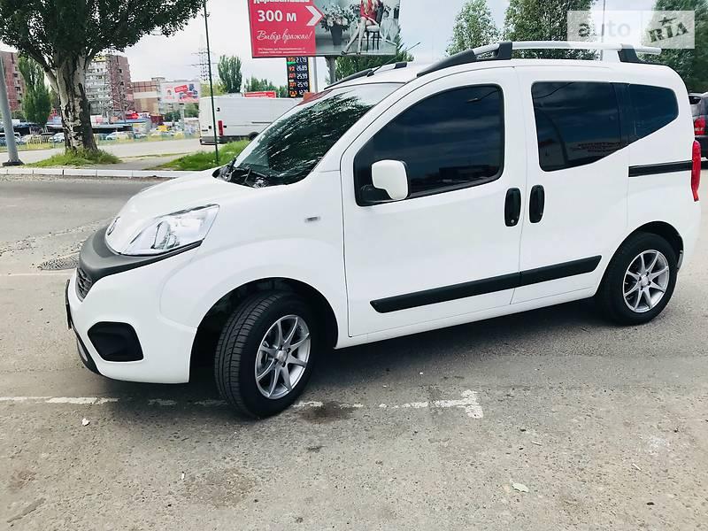 Fiat Qubo пасс. 2016 в Днепре