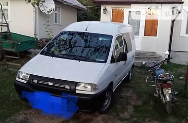 Fiat Scudo груз.-пасс. 1999 в Черновцах