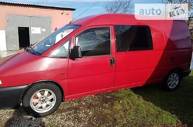 Fiat Scudo груз.-пасс. 2000 в Черновцах