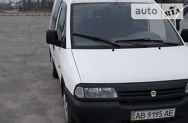 Минивэн Fiat Scudo груз.-пасс. 1999 в Днепре