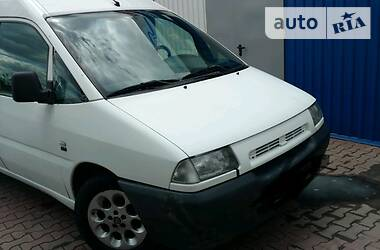 Fiat Scudo груз.-пасс. 2002 в Ровно