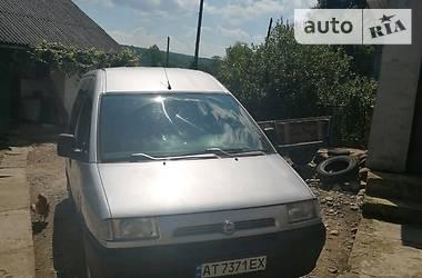 Fiat Scudo груз.-пасс. 2001 в Долине