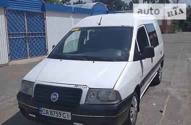Fiat Scudo груз.-пасс. 2004 в Звенигородке