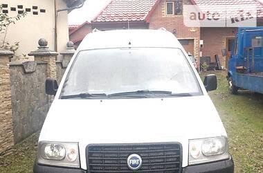 Fiat Scudo груз.-пасс. 2005 в Калуше