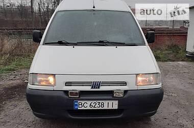 Fiat Scudo груз.-пасс. 2000 в Львове