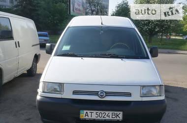 Fiat Scudo груз. 2002