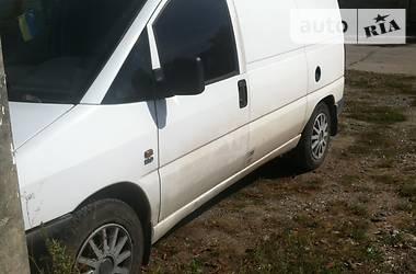 Fiat Scudo груз. 2001 в Ивано-Франковске