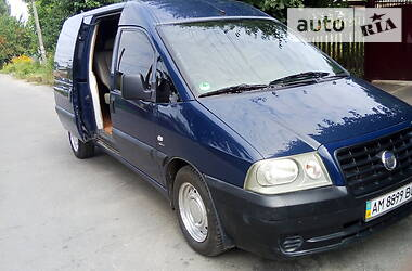Fiat Scudo груз. 2004 в Радомишлі