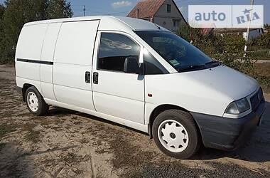 Fiat Scudo груз. 2000 в Любешове