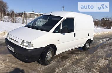 Fiat Scudo груз. 2001 в Бердичеве