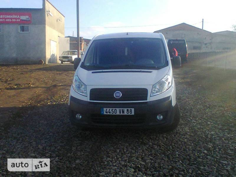 Fiat Scudo груз. 2008 в Бучаче