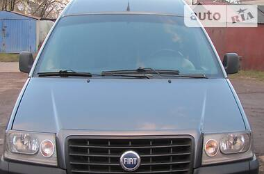 Fiat Scudo пасс. 2006 в Долине