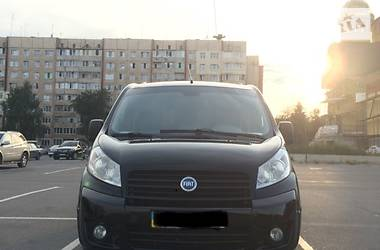 Fiat Scudo пасс. 2010 в Львове