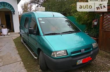 Fiat Scudo пасс. 2000 в Тысменице