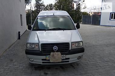 Fiat Scudo пасс. 2006 в Борщеве