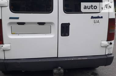 Fiat Scudo пасс. 1997 в Луцке