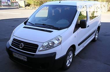 Fiat Scudo пасс. 2008 в Виннице