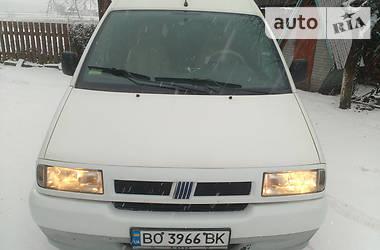 Fiat Scudo пасс. 2000 в Луцке