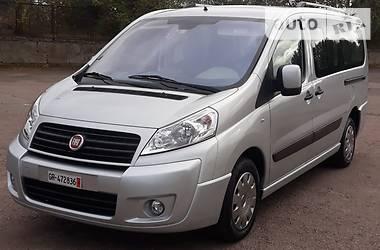 Fiat Scudo пасс. 2012 в Луцке