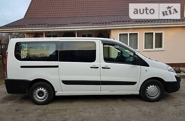 Fiat Scudo пасс. 2008 в Черкассах