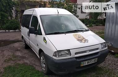 Fiat Scudo пасс. 2001 в Полтаве