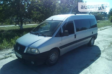 Fiat Scudo пасс. 2005 в Нетешине