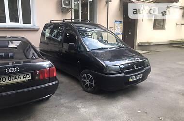 Fiat Scudo пасс. 2002 в Тернополе