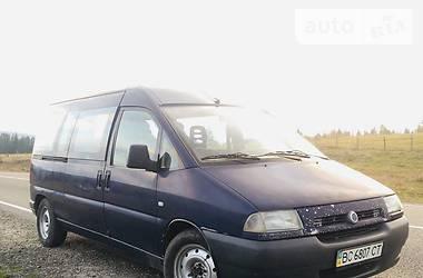 Fiat Scudo пасс. 2001 в Турке