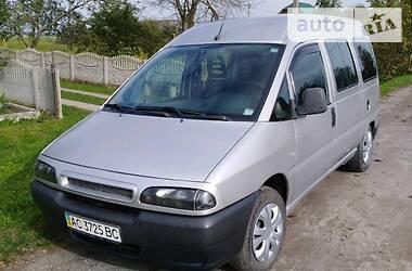 Fiat Scudo пасс. 2004 в Луцке