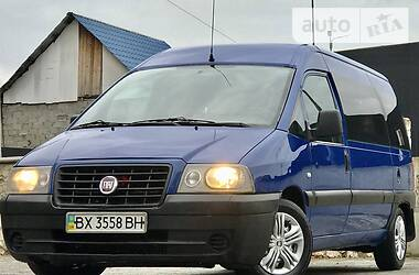 Fiat Scudo пасс. 2004 в Тернополе