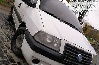 Fiat Scudo пасс. 2005 в Кагарлыке