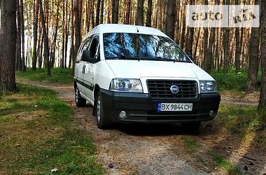 Минивэн Fiat Scudo пасс. 2004 в Хмельницком