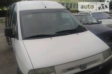 Fiat Scudo пасс. 1996 в Луцке