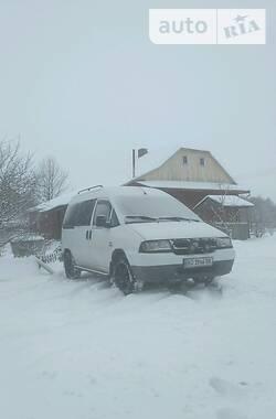 Fiat Scudo пасс. 2000 в Камне-Каширском