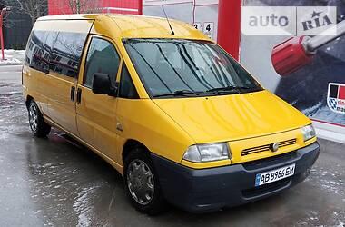 Fiat Scudo пасс. 2001 в Виннице