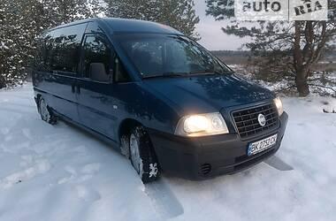 Fiat Scudo пасс. 2000 в Ровно