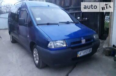 Fiat Scudo пасс. 1999 в Черновцах