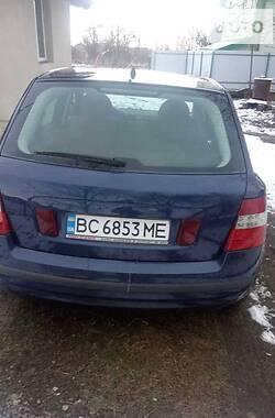 Хетчбек Fiat Stilo 2002 в Стрию