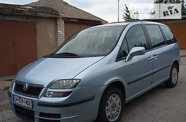 Fiat Ulysse 2002 в Южноукраїнську