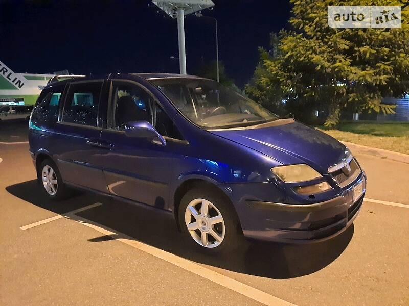 Fiat Ulysse 2004 в Вышгороде
