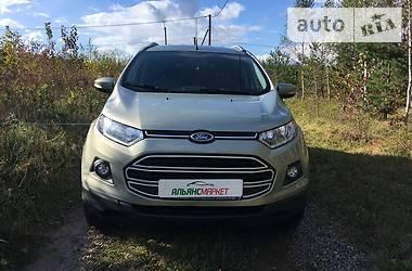 Ford EcoSport 2015 в Ивано-Франковске