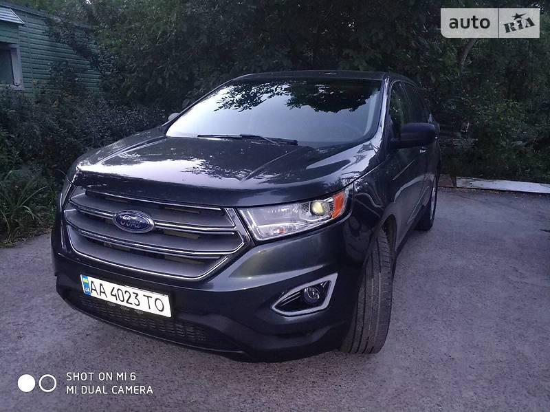 Позашляховик / Кросовер Ford Edge 2015 в Києві