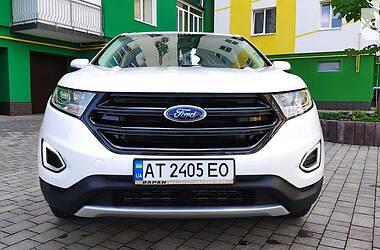 Позашляховик / Кросовер Ford Edge 2018 в Івано-Франківську