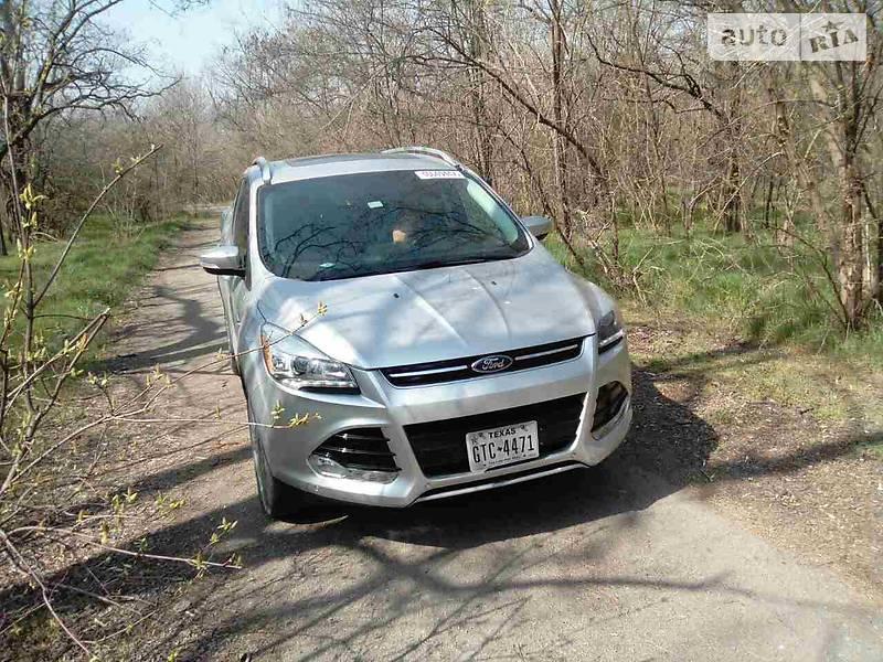 Ford Escape 2015 в Запоріжжі